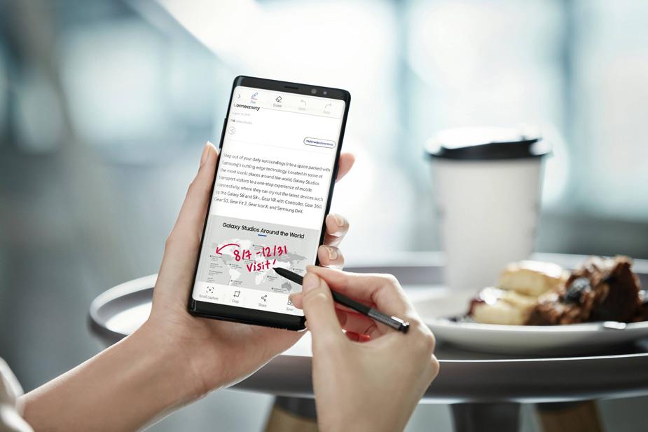 Touchscreen mobiteli
