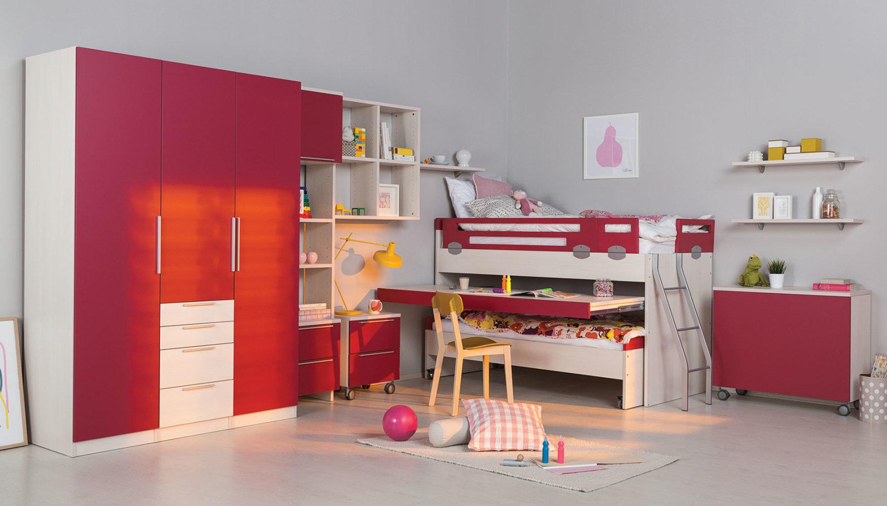 Kako učiniti dječju sobu funkcionalnom?