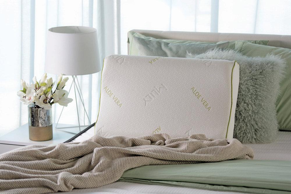Različite vrste jastuka
