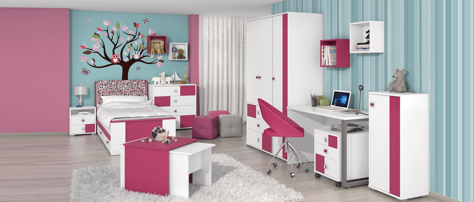 Korisne ideje za opremanje dječje sobe