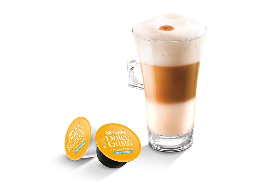 Kapsule za kavu Dolce Gusto s okusom Latte Macchiato