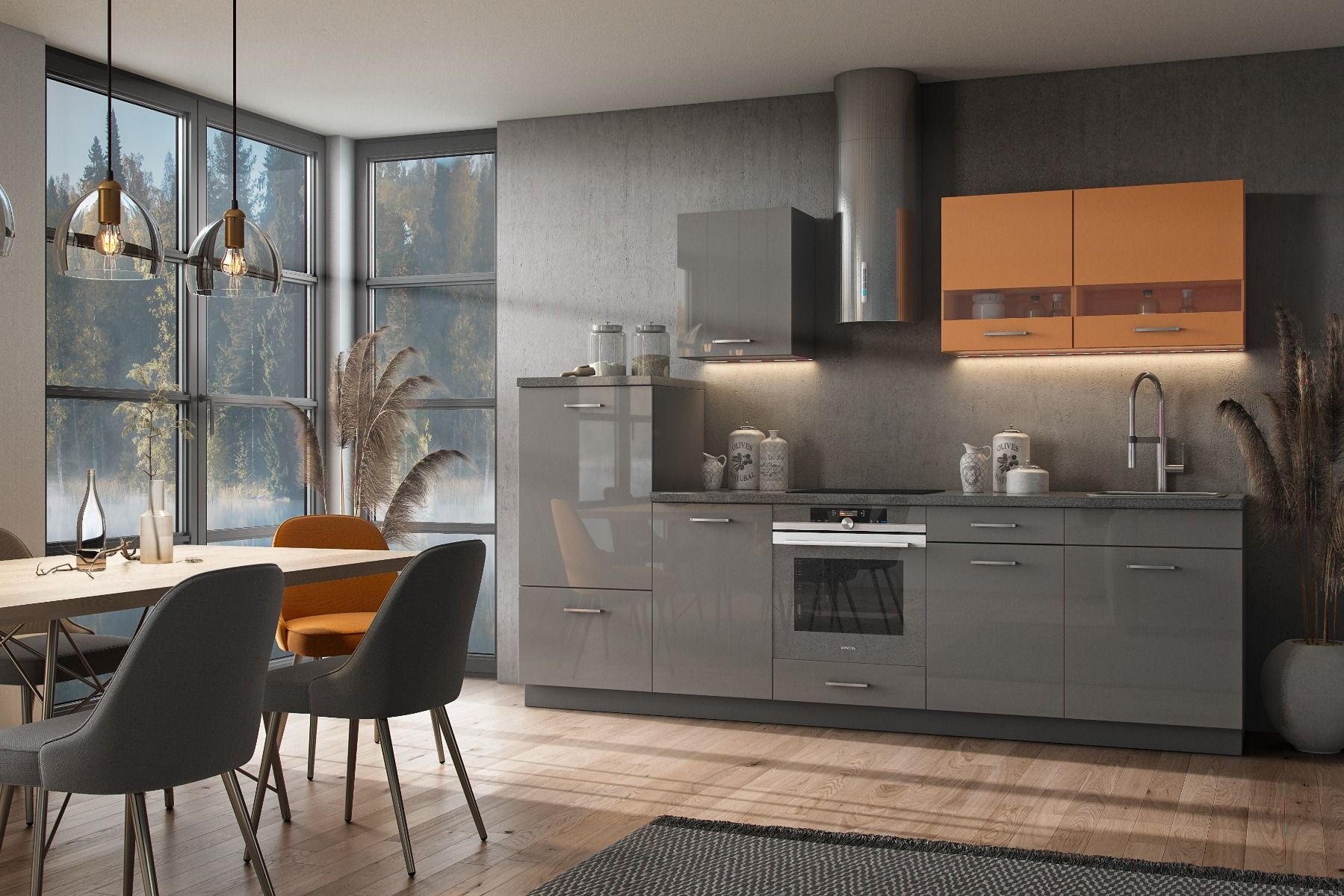 Blok kuhinja za svaki prostor