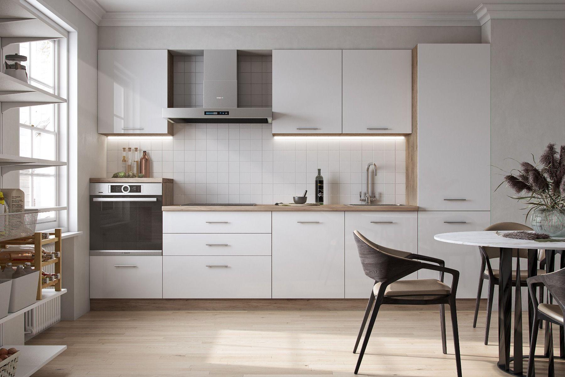blok kuhinja je odličan izbor za male prostore