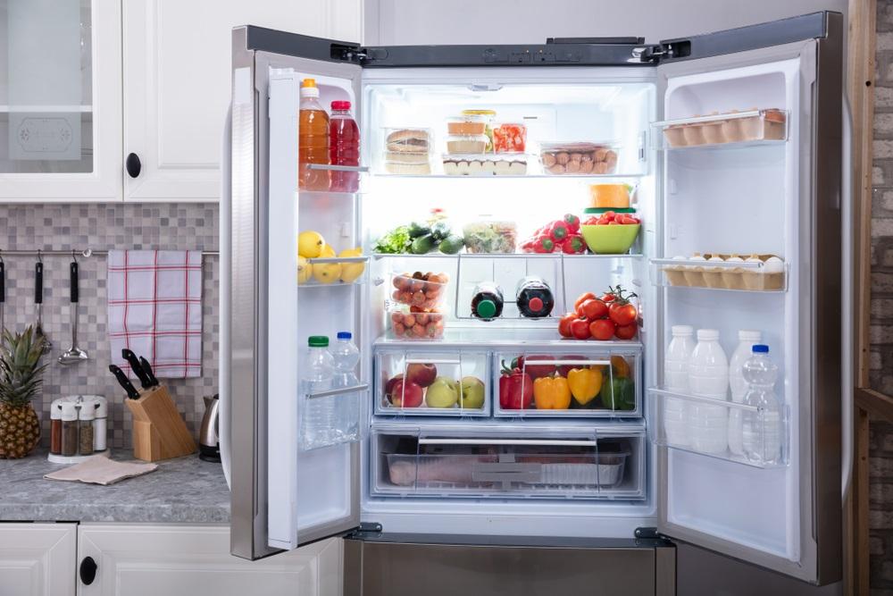 otvoreni hladnjak